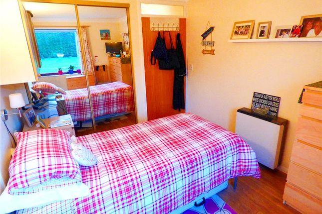 Bedroom of Chestnut Court, 45 Shaftesbury Avenue, Southampton SO17