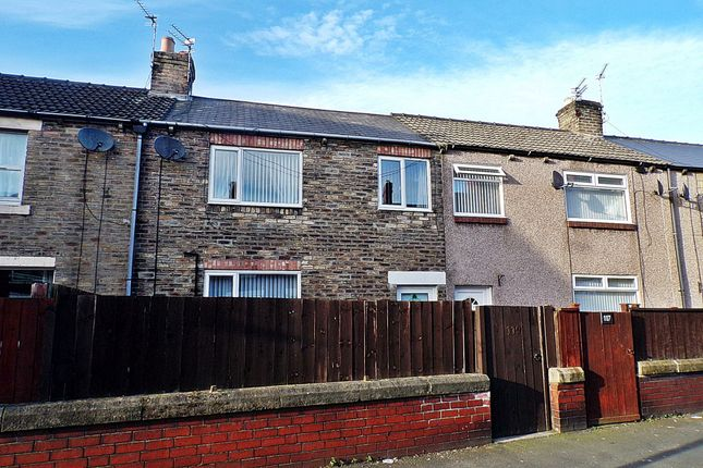 Thumbnail Terraced house to rent in Station Road, Ashington