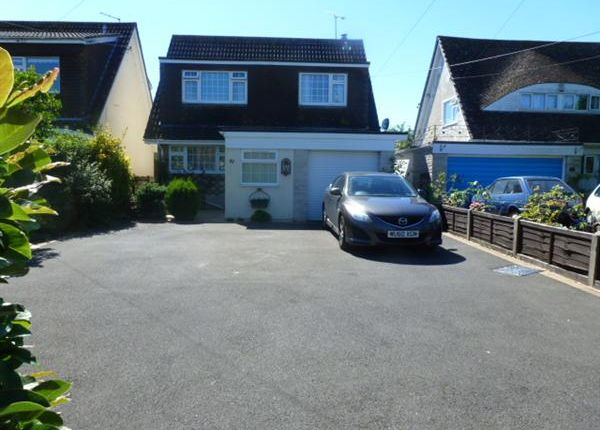 Thumbnail Detached house for sale in Elm Tree Road Locking, Locking, Weston-Super-Mare