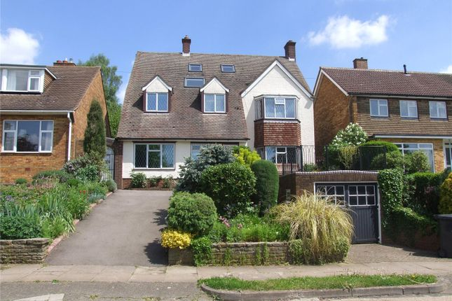 Thumbnail Detached house for sale in Netherway, St. Albans, Hertfordshire