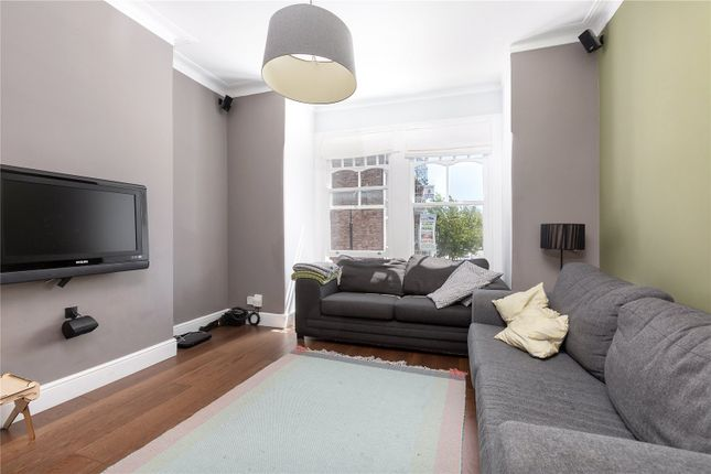 Thumbnail Terraced house to rent in Jeddo Road, London
