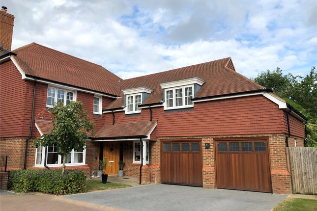 Thumbnail Detached house for sale in Firs Close, Horsham, West Sussex