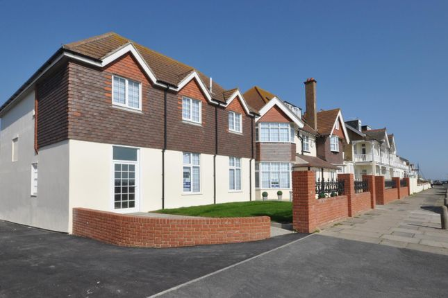 Thumbnail Flat to rent in Flat 4, 59 The Marina, Deal
