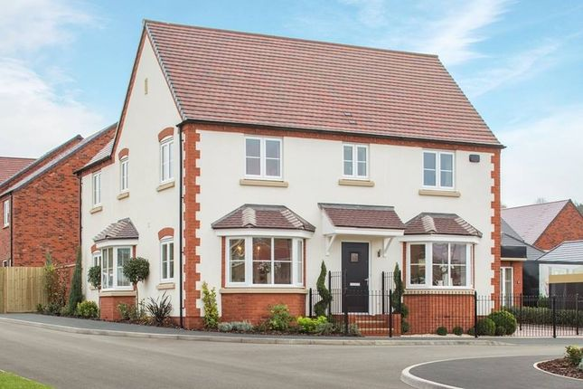 "Thumbnail Detached house for sale in ""The Halford - Showhome Sale & Leaseback"" at Broughton Road, Banbury"