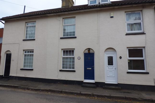 Thumbnail Terraced house to rent in Britain Street, Dunstable