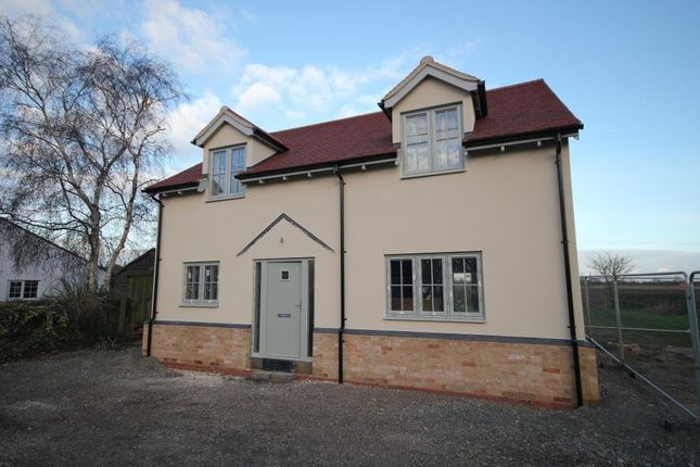 Thumbnail Detached house for sale in Main Street, Pymoor, Ely