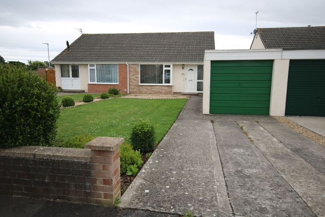 Thumbnail Bungalow to rent in Hawthorn Close, Bridgwater