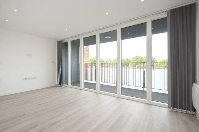 Living Room of Kanbi House, 1A Mentmore Terrace, London E8