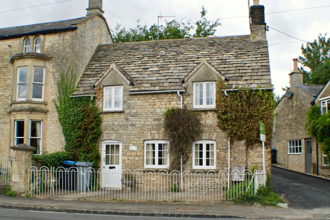 Thumbnail Terraced house to rent in High Street, Shipton-Under-Wychwood, Chipping Norton