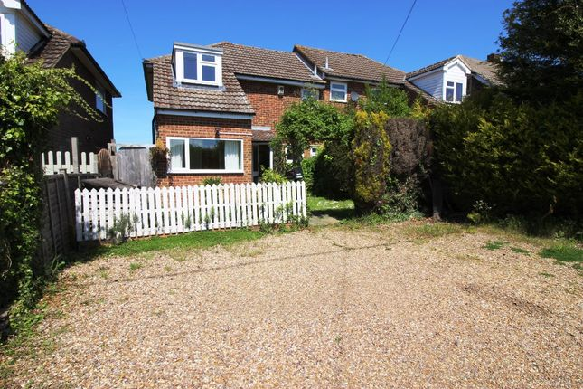 Thumbnail Semi-detached house to rent in Basted Lane, Crouch