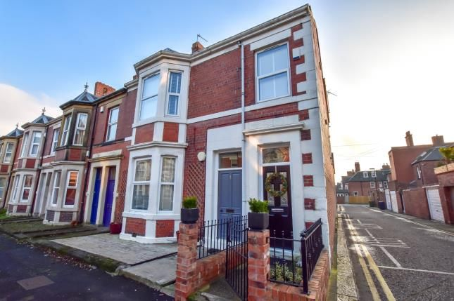 Thumbnail Flat for sale in Ashleigh Grove, West Jesmond, Newcastle Upon Tyne, Tyne And Wear