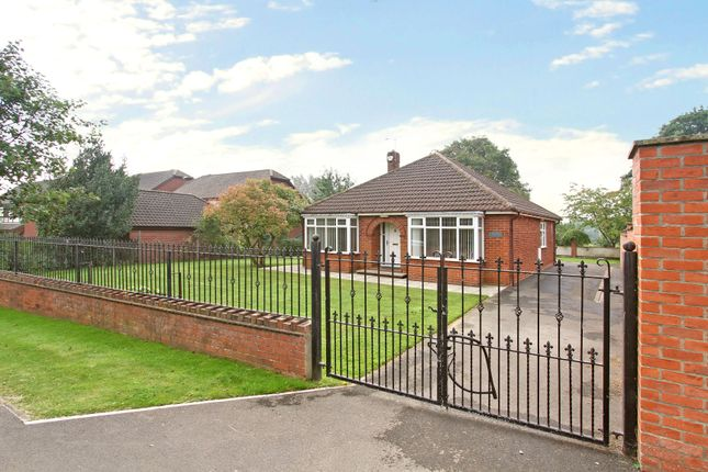 3 bed detached bungalow for sale in Hatfield Woodhouse, Doncaster, 6Pj.