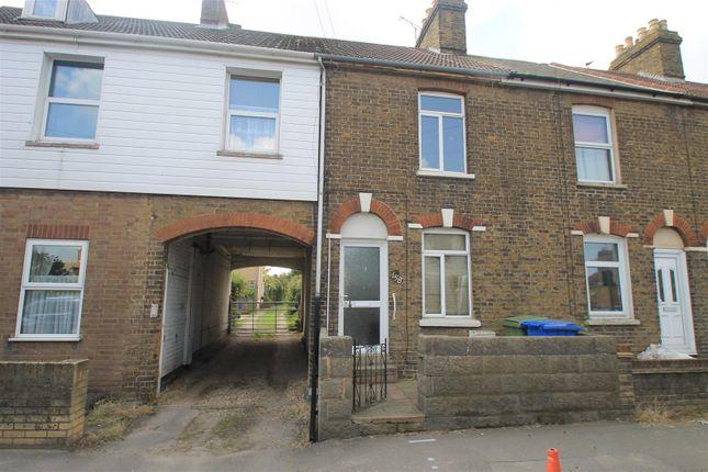 Thumbnail Terraced house for sale in London Road, Teynham, Sittingbourne