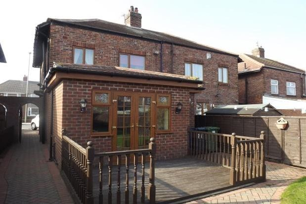 Thumbnail Property to rent in Mortimer Road, South Shields