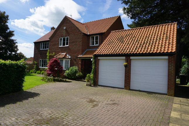Thumbnail Detached house for sale in West Acres Close, West Ayton, North Yorkshire