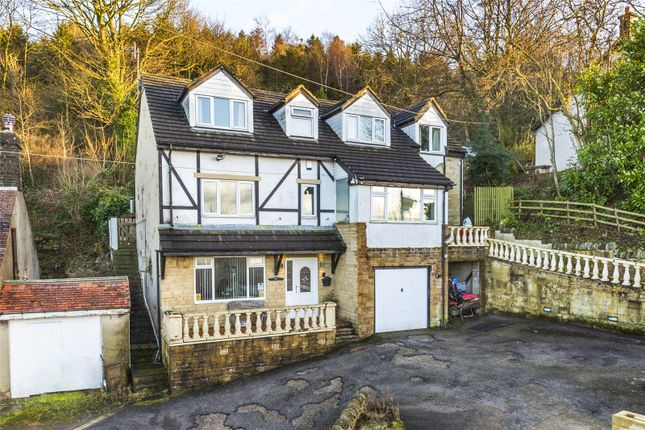 Thumbnail Detached house for sale in Glen Lee Lane, Keighley, West Yorkshire