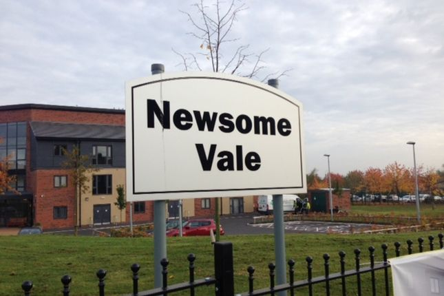 Thumbnail Flat to rent in Newsome Vale, Newsome Avenue, Wombwell, Barnsley