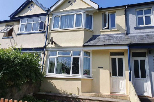 Terraced house for sale in Ty Cam, Aberystwyth, Ceredigion