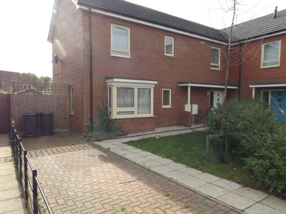 Thumbnail Semi-detached house for sale in Old Moat Way, Ward End, Birmingham, West Midlands