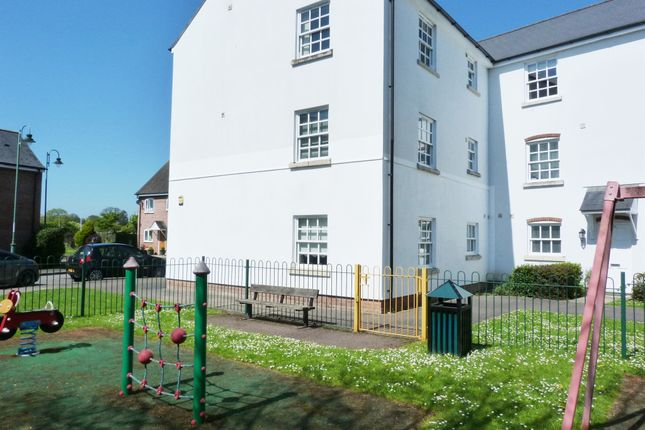 Thumbnail Flat for sale in Monnow Keep, Monmouth