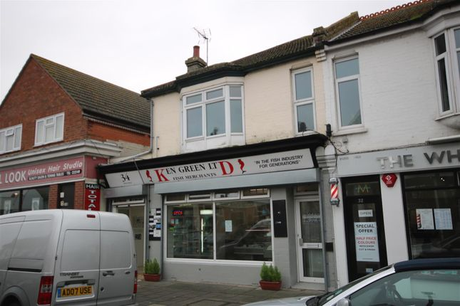 Thumbnail Flat to rent in High Street, Clacton-On-Sea