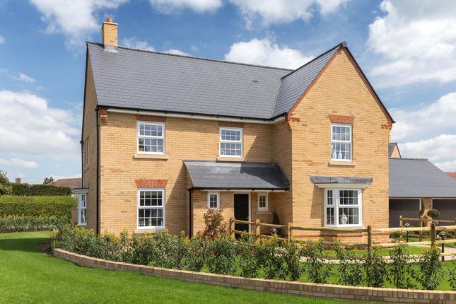 "Thumbnail Detached house for sale in ""Manning"" at Wookey Hole Road, Wells"
