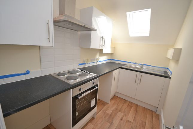 Thumbnail Flat to rent in Ebury Road, Nottingham