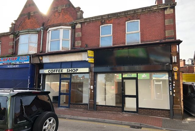 Thumbnail Commercial property for sale in Sandon Road, Bearwood, Smethwick