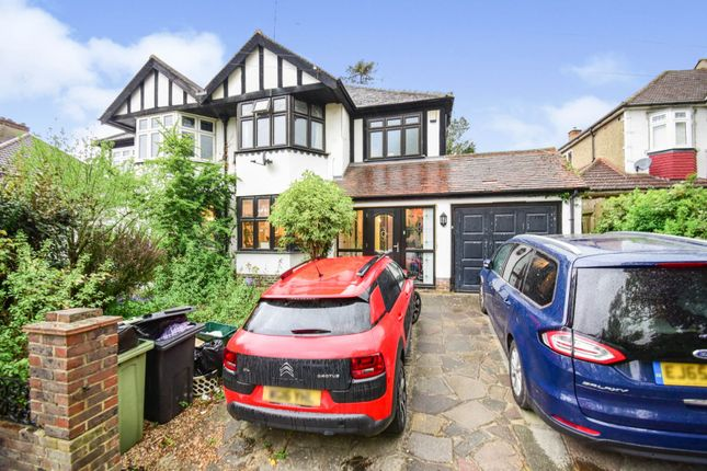 3 bed semi-detached house for sale in Rafford Way, Bromley BR1