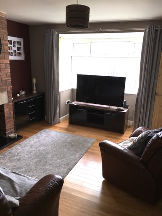 Semi-detached house to rent in Hillcrest Drive, Hucknall