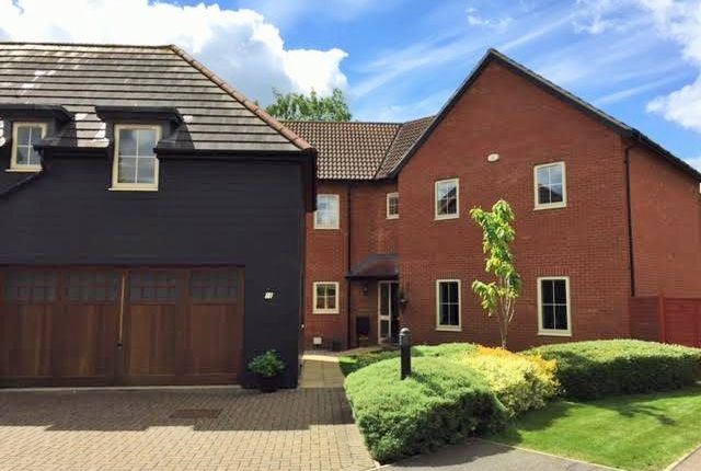 Thumbnail Detached house for sale in Bellrope Meadow, Sampford Road, Thaxted, Dunmow