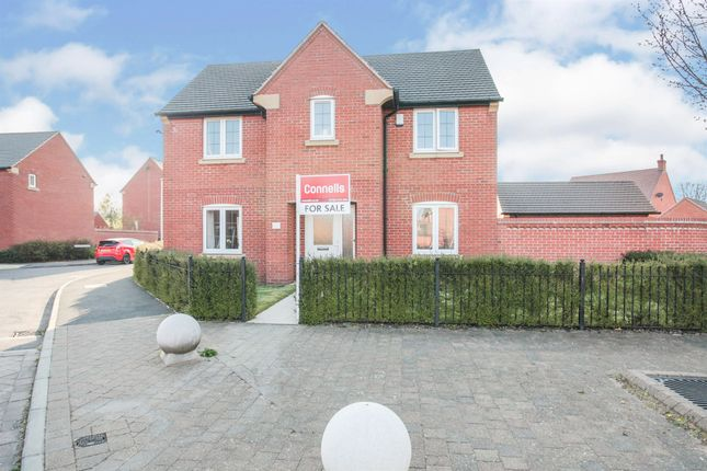 3 bed detached house for sale in Roundhouse Drive, Cawston, Rugby CV22