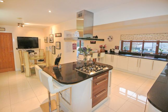 Thumbnail Detached house for sale in Broadacres, Honley, Holmfirth
