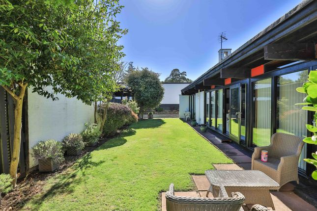 Thumbnail Detached bungalow for sale in The Mount, Dinas Powys