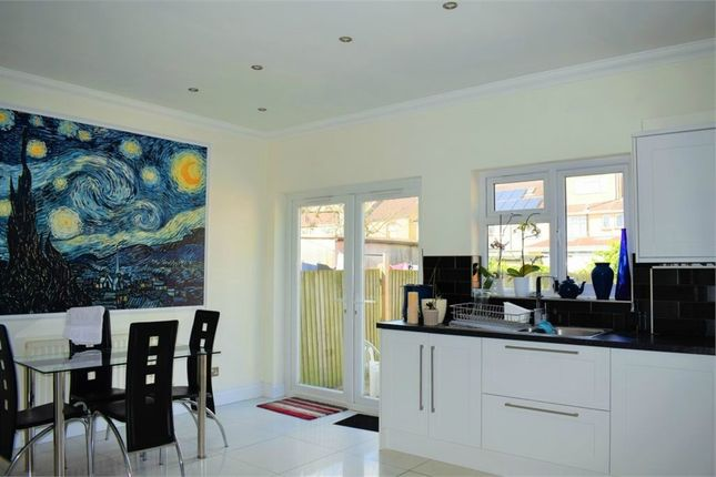 Thumbnail Semi-detached house to rent in Swinderby Road, Wembley, Greater London
