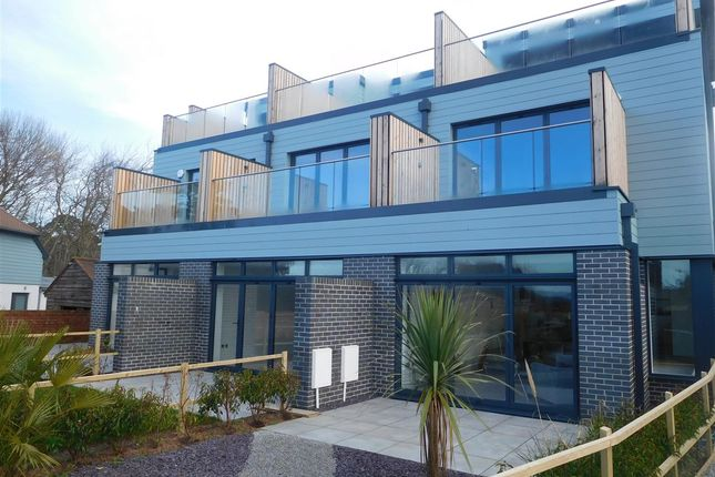 Thumbnail Town house for sale in Spindrift, Maer Road, Exmouth