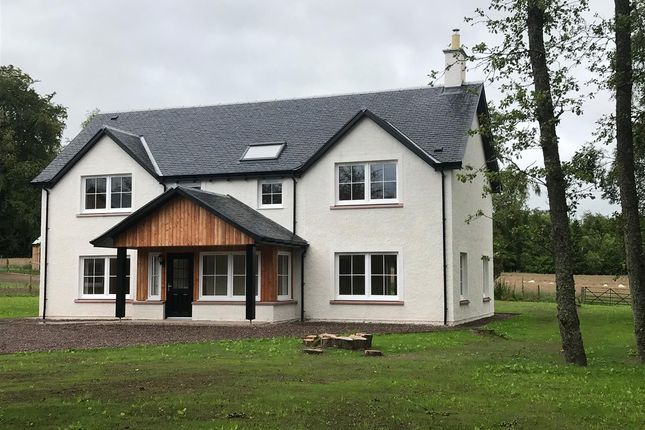 Thumbnail Detached house to rent in Willow Lodge, Glenalmond, Methven, Perth
