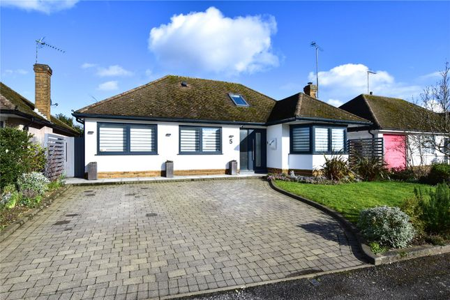 3 bed bungalow for sale in Eastwick Crescent, Rickmansworth, Hertfordshire WD3