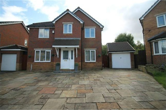 Thumbnail Detached house for sale in Whiteoak View, Darcy Lever, Bolton, Lancashire