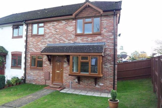 Terraced house to rent in Robinwood Drive, Seal, Sevenoaks