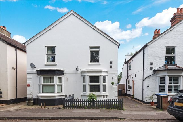 Thumbnail Semi-detached house for sale in Ongar Road, Addlestone, Surrey