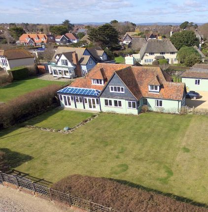 Thumbnail Detached house for sale in Sea Lane, Middleton-On-Sea, Bognor Regis