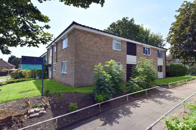 Thumbnail Flat for sale in Leahurst Crescent, Harborne, Birmingham