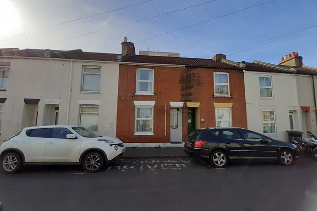 Thumbnail Terraced house to rent in Cobden Street, Gosport