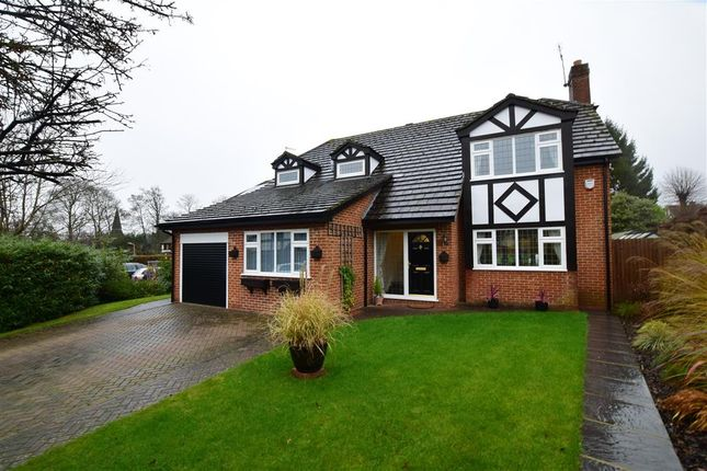 Thumbnail Detached house for sale in Ash Meadow, Willesborough, Ashford, Kent