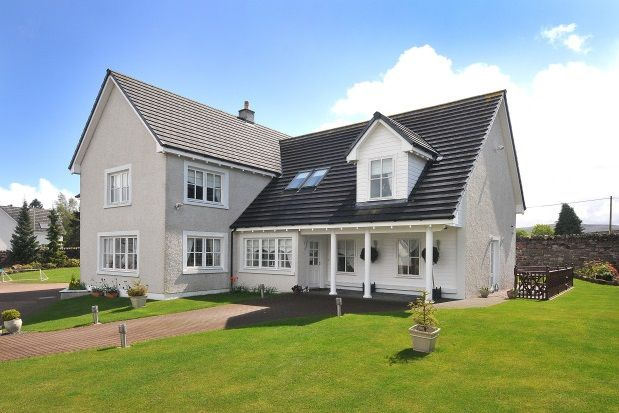 Thumbnail Detached house to rent in Chestnut Court, Muirton, Auchterarder