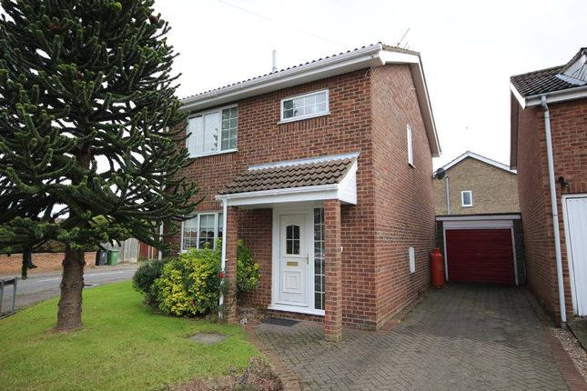 Thumbnail Detached house for sale in Spruce Avenue, Ormesby, Great Yarmouth