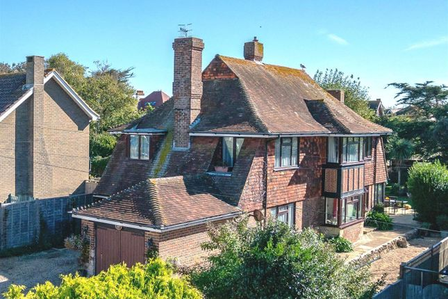 Thumbnail Detached house for sale in Beacon Road, Seaford