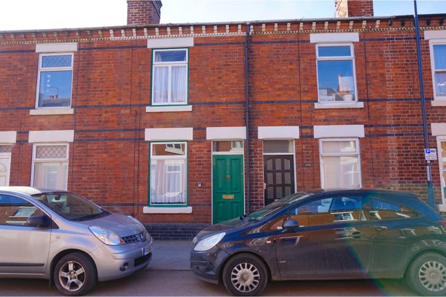 Thumbnail Terraced house for sale in City Road, Derby