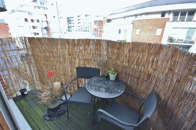 Balcony Area of The Oaks Square, Epsom KT19